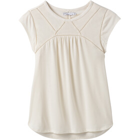 Prana Privi Top Damen soft white